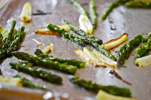 Spring Vegetable & Goat Cheese Tart 18