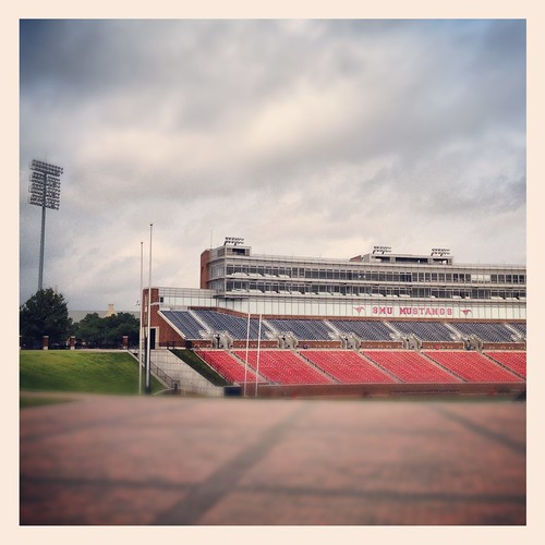 6979724416 7bfc24015f Stadium Mustangs SMU Southern Methodist University Campus Dallas Texas IMG 7173