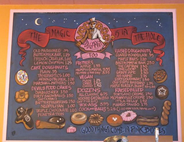 Voodoo Doughnut Too