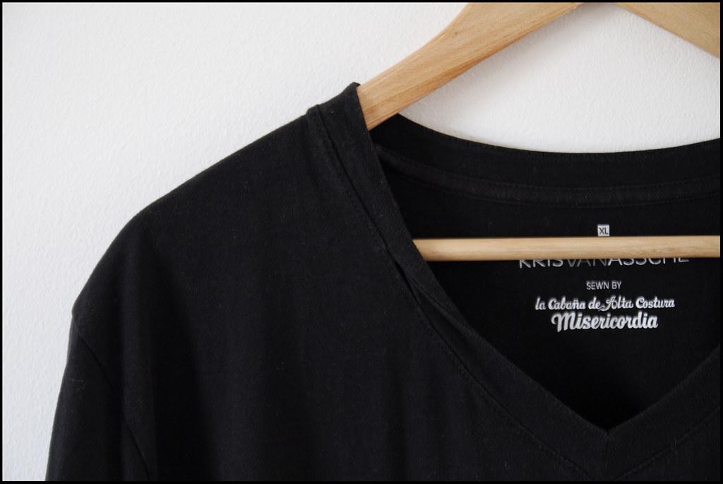 Tuukka13 - My Recent Purchases - Balmain Sweatshirt, Undercoversim Hooded Vest, 4jigeN Jersey T-shirt, Dior Homme Japan Oversized T-shirt and Kris Van Assche Oversized V Neck - 11