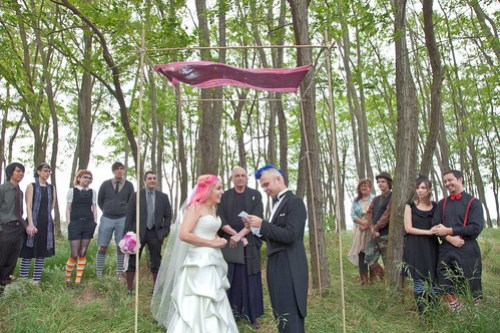 his vows