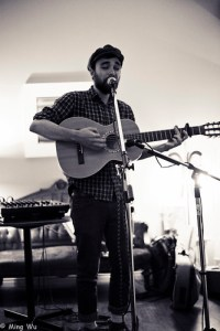 Brandon Allan @ Raw Sugar Cafe