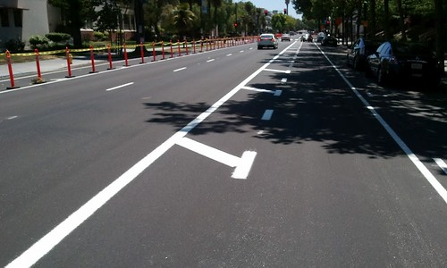 4th Street Bike Lanes