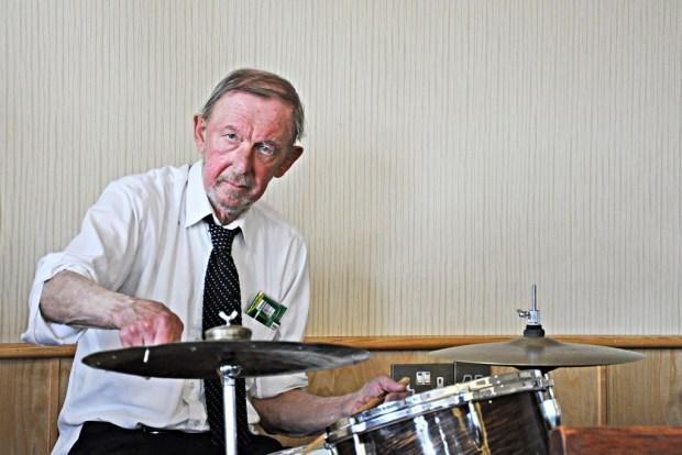 Dave Evans - Excelsior Vintage Jazz Band