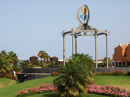 Fountain, Los Cristianos