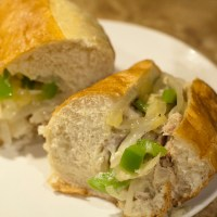 Chicken Cheesesteak