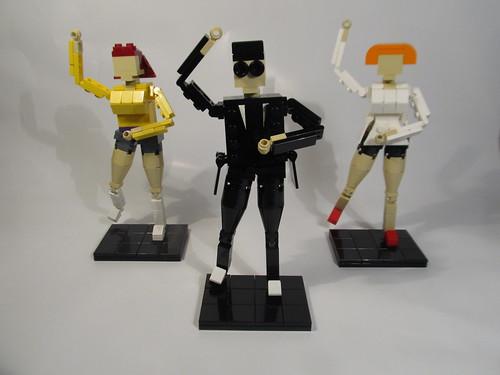 Lego Gangnam Style!