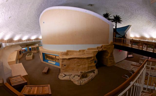 Sternberg museum panorama
