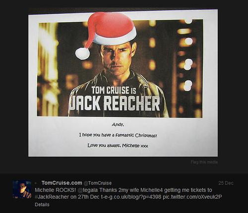 TC is Jack Reacher