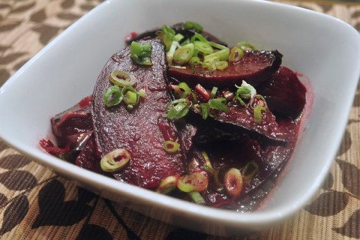 Honey-Lime Beet Salad