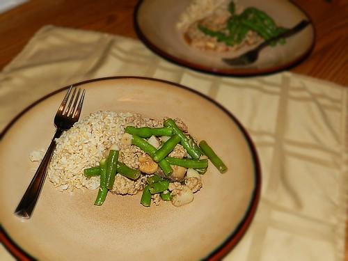 Szechuan Green Beans &  (9)