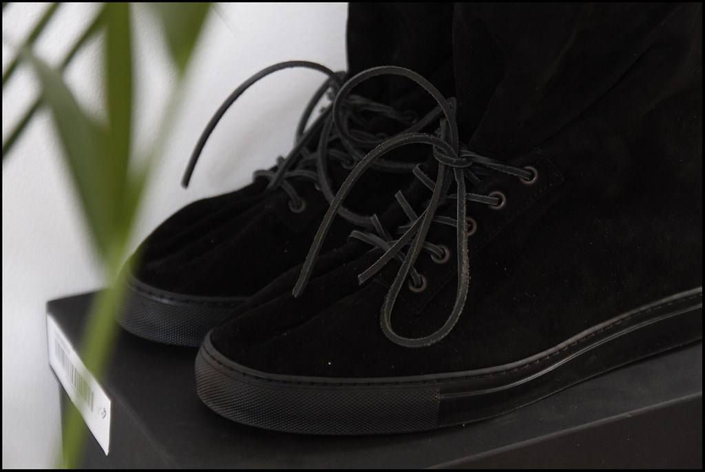 Tuukka13 - Damir Doma Faso Sneakers and SILENT By Damir Doma SKATE Sneakers - 7