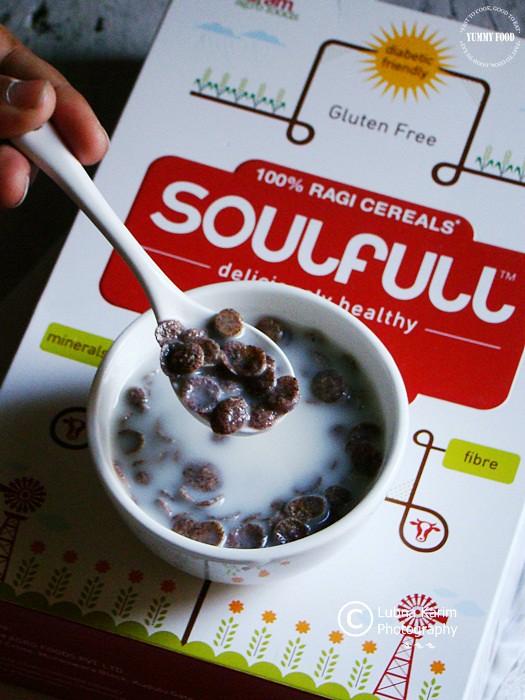 Ragi Cereals