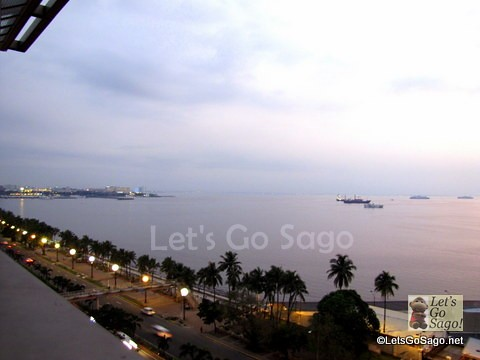 Roxas Boulevard & Manila Bay
