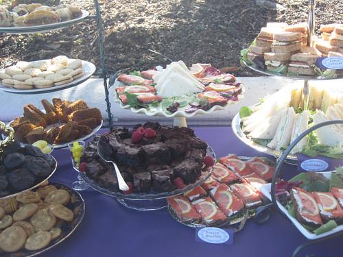afternoon tea buffet #2