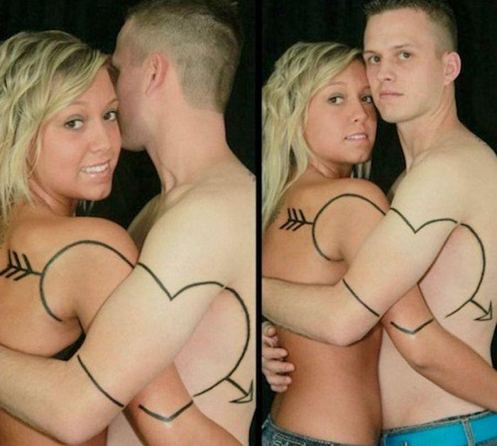 tatuagem de casais