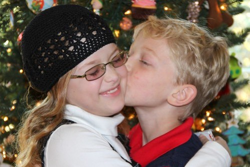 Evan kiss