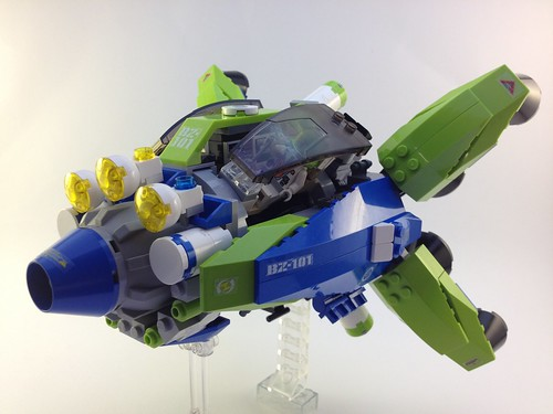 Tachyon Turtle - GARC Group B Racer