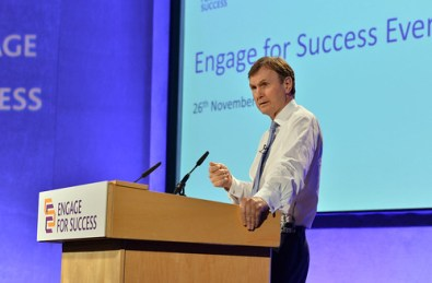 Engage for Success event November 26th - Archie Norman