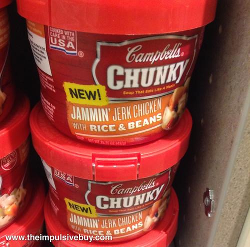 Campbell's Chunky Jammin' Jerk Chicken