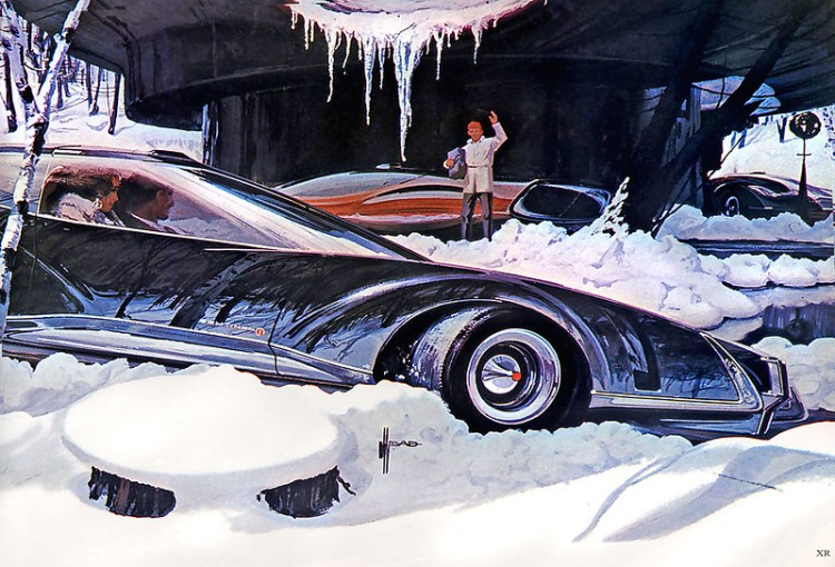 Syd Mead S Progressions Lands In Sc This Summer Form Trends
