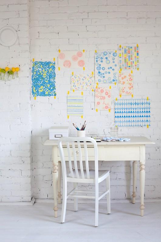 Yonagadou Inspired Color + Pattern