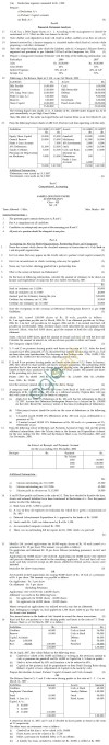 CBSE Board Exam 2013 Class 12 Sample Question Paper for Accountancy Image by AglaSem