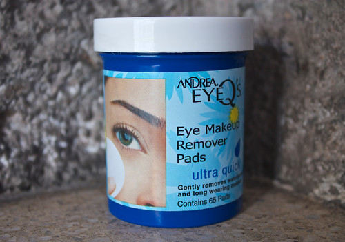 Ultra Quick Eye Makeup Remover Pads