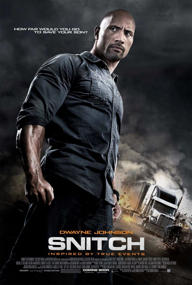Snitch (2013) Movie Poster