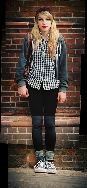 Natasha Street Style Portrait