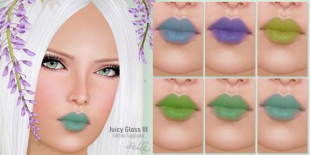 cheLLe - Juicy Gloss III