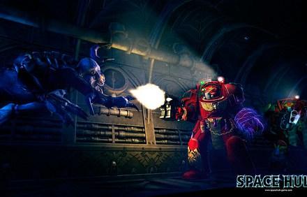 Space Hulk First Ingame Screenshot Action Camera