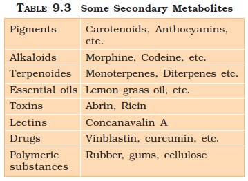 NCERT Class XI Biology: Chapter 9   BioMolecules Image by AglaSem