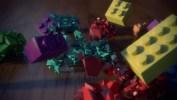 Broken Legos - Rayfire Fracture, Collision, Texturing, Lighting, and DOF Test