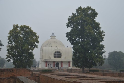 Maahaprinirvana Temple Kushinagar , Kushinara , India