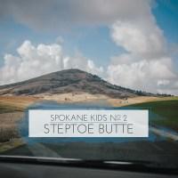 Spokane Kids No. 2: Steptoe Butte