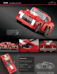 The LEGO Build-it Book, Vol. 1: Amazing Vehicles (p. 35)