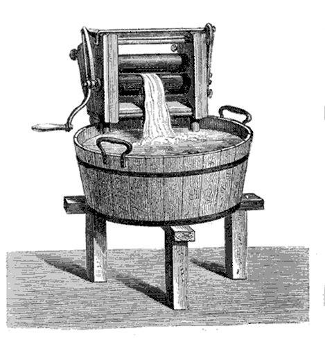 31 mars 1797 premier brevet d une machine laver m canique. Black Bedroom Furniture Sets. Home Design Ideas