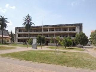 Tuol Sleng Gefängnis in Phnom Penh