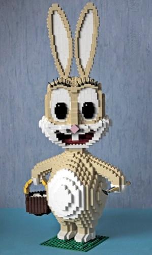 Bricked bunny