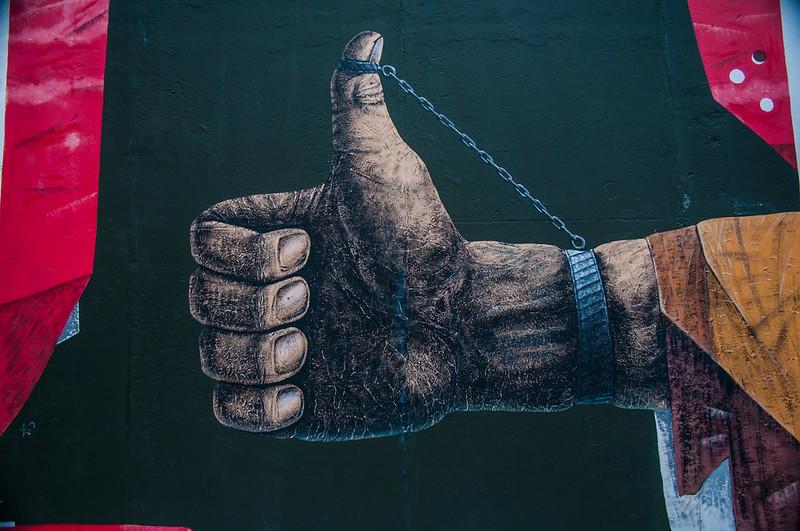East Side Gallery Berlin Wall-18