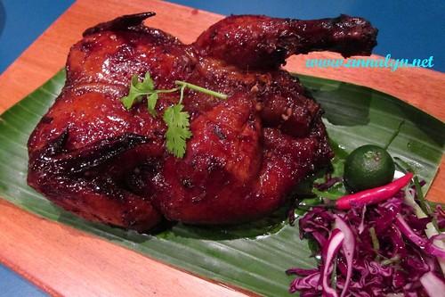 Smokin' Hot BBQ Chicken