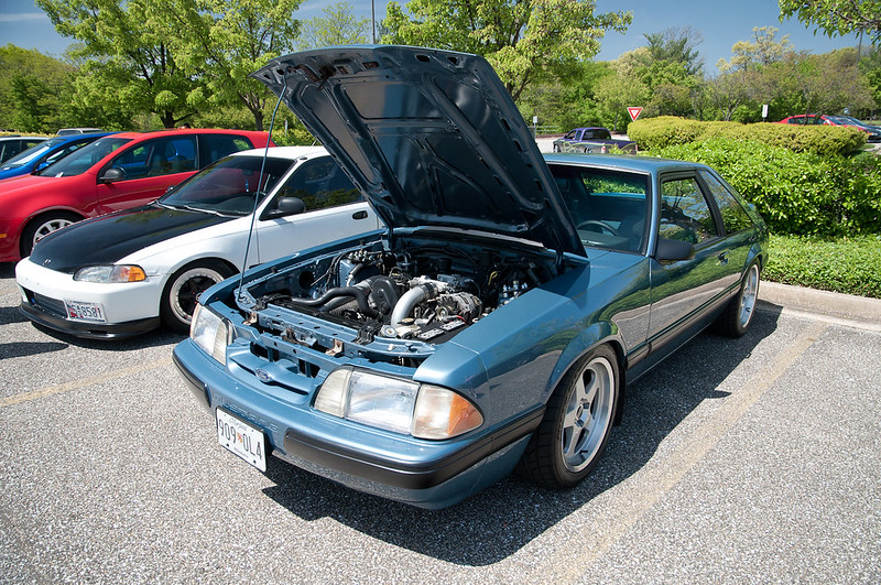 Ford Mustang turbo
