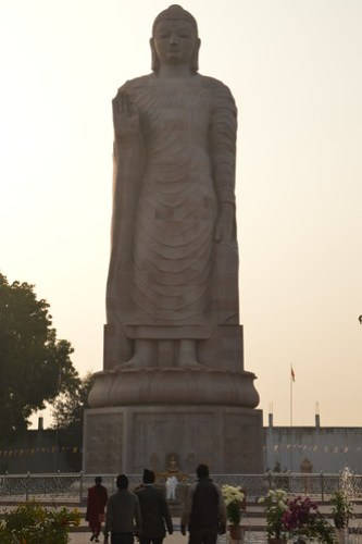 Statue of Lord Buddha at Sarnath