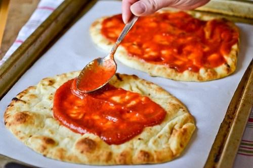 Deluxe Flatbread Pizza-3