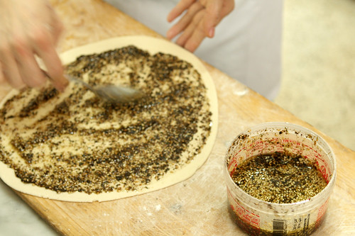 zaatar pastry