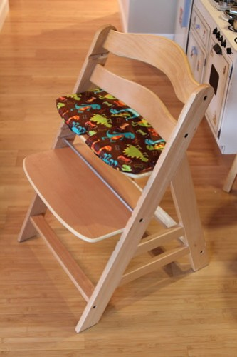 Hauck Alpha Chair with New Seat Cover