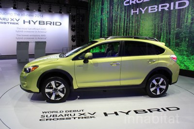 ELECTRIC HYBRID VEHICLE