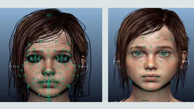 Judd Simantov presents character rigging and modelling from Naughty Dog's The Last Of Us