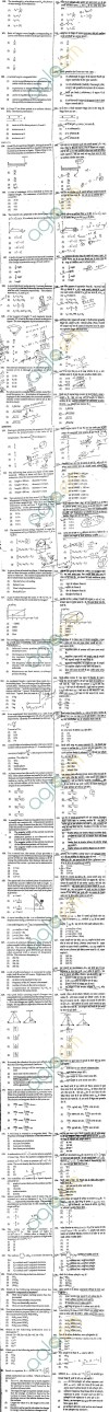 NEET UG 2013 Question Paper - Set Y